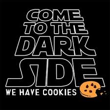 Image result for go to the dark side
