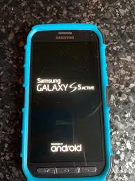 Samsung galaxy S5 active in SA44 für 70 ...