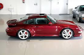 1996 porsche 911 carrera 4 s targa 4s 993 turbo brochure prestige sales catalog. 1996 Porsche 993 Turbo Wls1 For Sale At Auction