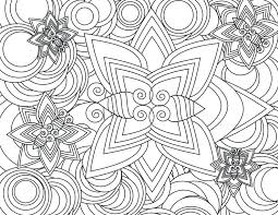 Free Printable Intricate Coloring Pages Complex Coloring Sheets Hard
