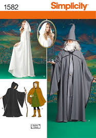 Simplicity Patterns Costumes Extraordinary 48 Simplicity Pattern Misses Men S And Teen Costumes