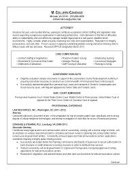 legal resume senior associate senior attorney resume