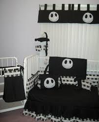 Nightmare Before Christmas Bedroom Decor New Nightmare Before Christmas Jack Baby Crib Bedding Set Custom