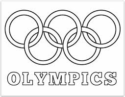 Free Olympic Coloring Pages At Getdrawingscom Free For Personal