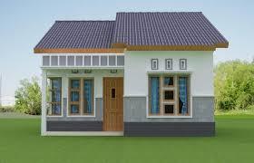 gambar rumah desa modern: Desain model rumah desa paling keren rumah minimalis