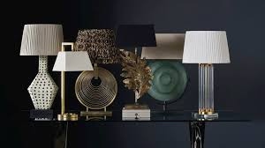 size lamp for your bedside table