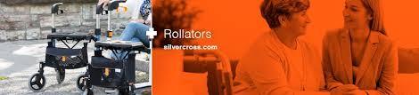 Rollator Comparison Chart Compare Rollators 3 4 Leg Rollators Silver Cross