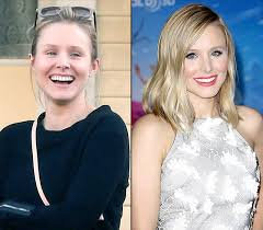 see the latest stars who have joined the no makeup selfie crew stars without makeup kristen bell without makeup celebs without makeup