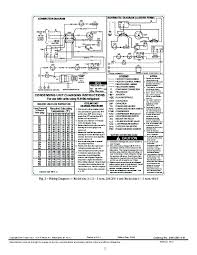 coleman package unit wiring diagram coleman automotive wiring carrier 24acb3 1w heat air conditioner manual 2