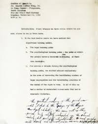 martin luther king signed speech martin luther king hand corrected speech