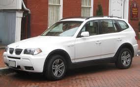 File:BMW X3 3.0i -- 01-22-2010.jpg - Wikimedia Commons