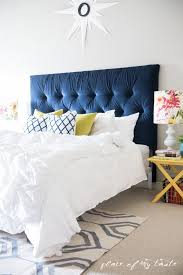 DIY headboard tutorial But I just like the look transformation - I will  show you how to make an upholstered headboard and how to turn an old IKEA  malm bed ...