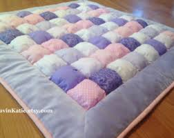 Bubble Quilt Puff Quilt for Baby Floor Time Tummy Time Mat ... & Bubble Quilt Puff Quilt for Baby Floor Time Tummy Time Mat Adamdwight.com
