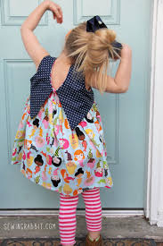 Little Girl Dress Patterns Gorgeous Free Girls' Dress Patterns Charity Sewing It's Always Autumn