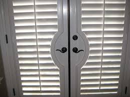 unique for french door shutters inside for doors