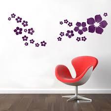 Purple Flower Wallpaper For Bedroom Purple Flowers Wallpaper Reviews Online Shopping Purple Flowers