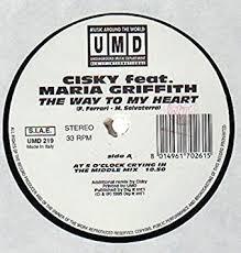 Cisky Feat. Maria Griffith - Way To My Heart - Amazon.com Music