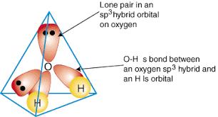 Risultati immagini per struttura H2O