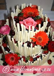 Wedding Cakes Cape Town Florentines Cakes Cape Town Wedding Cake