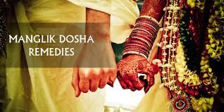 Remedies For Delay Marriage Mangal Dosha