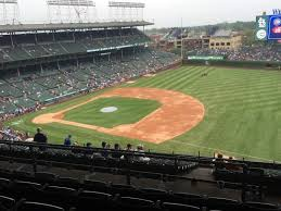 Wrigley Field Section 427r Row 6 Seat 16 Chicago Cubs