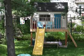 backyard clubhouse plans 75 dazzling diy playhouse plans free mymydiy inspiring diy