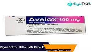 Avelox 400 mg 7 Film Tablet Nedir? Ne İşe Yarar?
