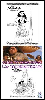 incredible disney coloring pages round up moana image of site com mess books popular and ideas