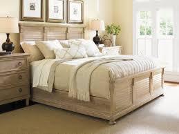 Driftwood Bedroom Furniture Monterey Sands Cypress Point Bedroom Set In Sandy Brown