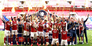 Lucky number seven in 2020? Arsenal 2 1 Chelsea Fa Cup Final Player Ratings Arseblog News The Arsenal News Site