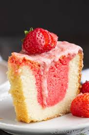 Strawberry Cream Pound Cake With Jello Call Me Pmc