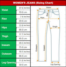 Forever 21 Chart Size Forever 21 Women S Jeans Size Chart Best Picture Of Chart