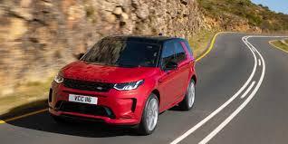 Начались продажи нового Land Rover Discovery Sport в России