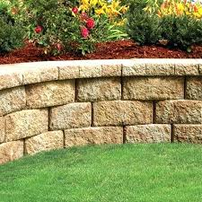 retaining wall home depot home depot retaining wall caps landscape bricks landscaping retaining wall pavers home