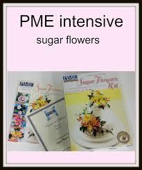 pme professional diploma course sugar flowers module option  pme professional diploma course sugar flowers module option 1 displays