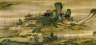 famous chinese bridge painting mafiaa