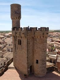Resultado de imagen de torre del Aljibe olite