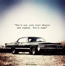 Quotes About Cars Custom Baby Supernatural Supernatural Pinterest Supernatural