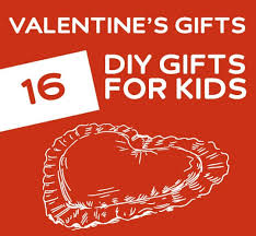 16 diy valentine s day gifts for kids