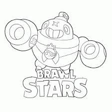 De tekeningen zijn enkel in dit kleurboek te verkrijgen en zijn originele ontwerpen. Brawl Stars Coloring Pages Fun For Kids Leuk Voor Kids