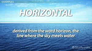 what are horizontal lines definition equations lesson transcript study com