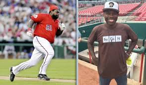 Before and after: Dmitri Young lost a TON of weight - MLB | NBC Sports