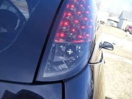 One Of My Brake Lights Is Out Any One Have Led Tail Lights And 3rd Brake Light On There