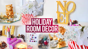 Decorations For A Room Diy Tumblr Holiday Room Decorations Easy Fun And Affordable