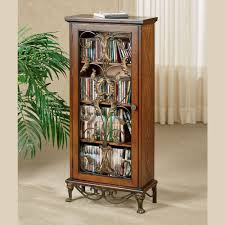 Cherry Wood Dvd Storage Cabinet Furniture Touch Of Class