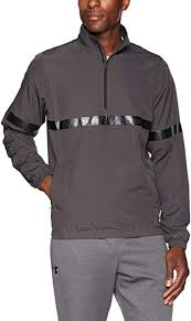 Under Armour mens Under Armour Men's <b>Sportstyle Woven</b> 1/2 Zip