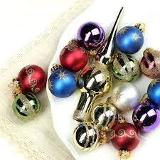 miniature glass ornaments item when one sees the display of from this assorted ball