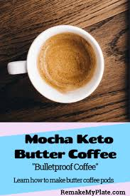You can use ghee anywhere you'd use butter in your favorite recipes (including bulletproof coffee). Keto Butter Coffee Recipe Remake My Plate