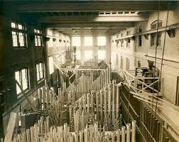 the pipe organ factory in garwood nj 1929