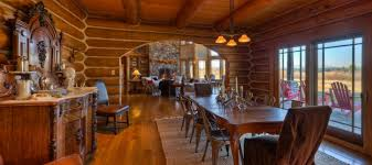 Magnificent Luxury Log Home Plans for Traditional Style
